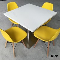 Commercial Furniture General Use Rectangle Restaurant Table