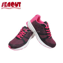 Latest Cheap Outdoor mesh Colorful Casual blank no designer brand name female sneakers