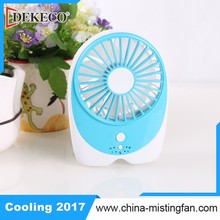 High quality Portable USB Fashion Cool hand holding fan used in summer