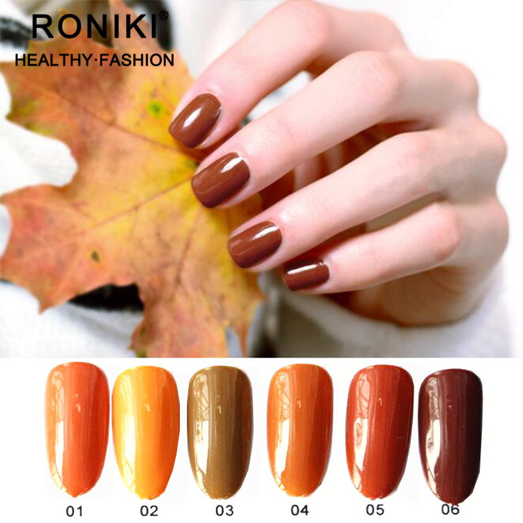 New-arrival-pumkin-series-gel-polish
