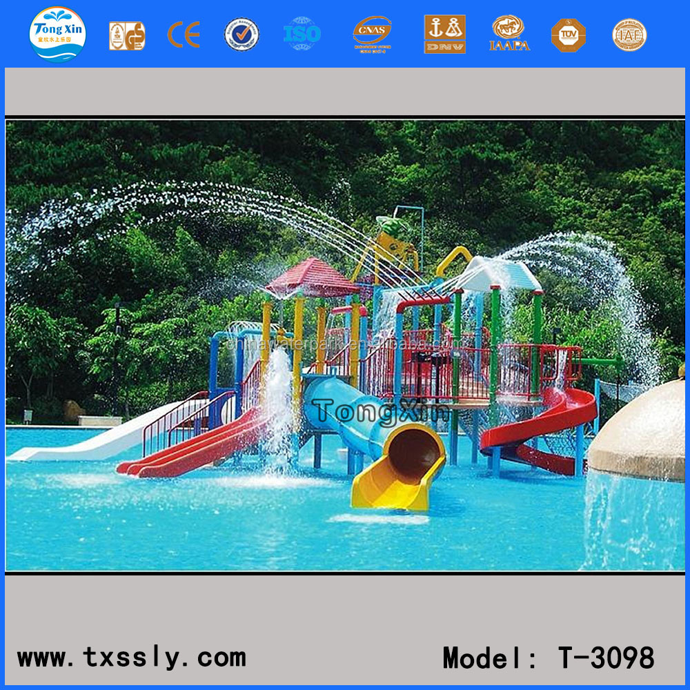 Homemade water slides for swimming pools buy water for Swimming pool trade show barcelona