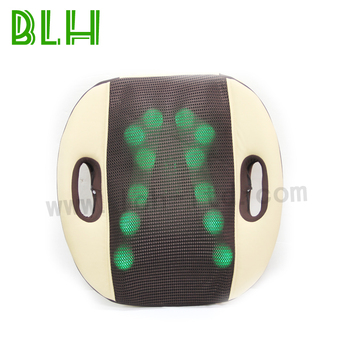 Back massager use in car chair massage neck shoulder