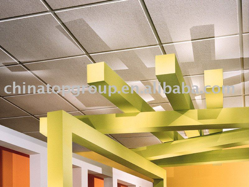 Mineral Wool Ceiling tiles