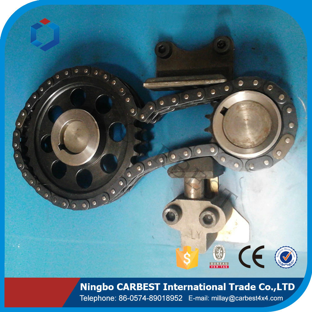 Wholesale High Quality New Iron 3Y 4Y Timing Chain Kit for TOYOTA Hiace