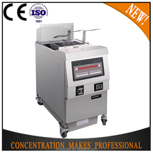 OFG-321 Hot Sale Kitchen Equipment aluminum used gas deep fryer