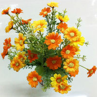 artificial flowers for funeral wreaths