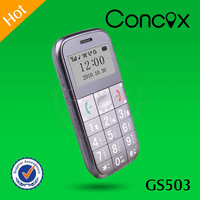 Quad band gsm gprs phone GS503