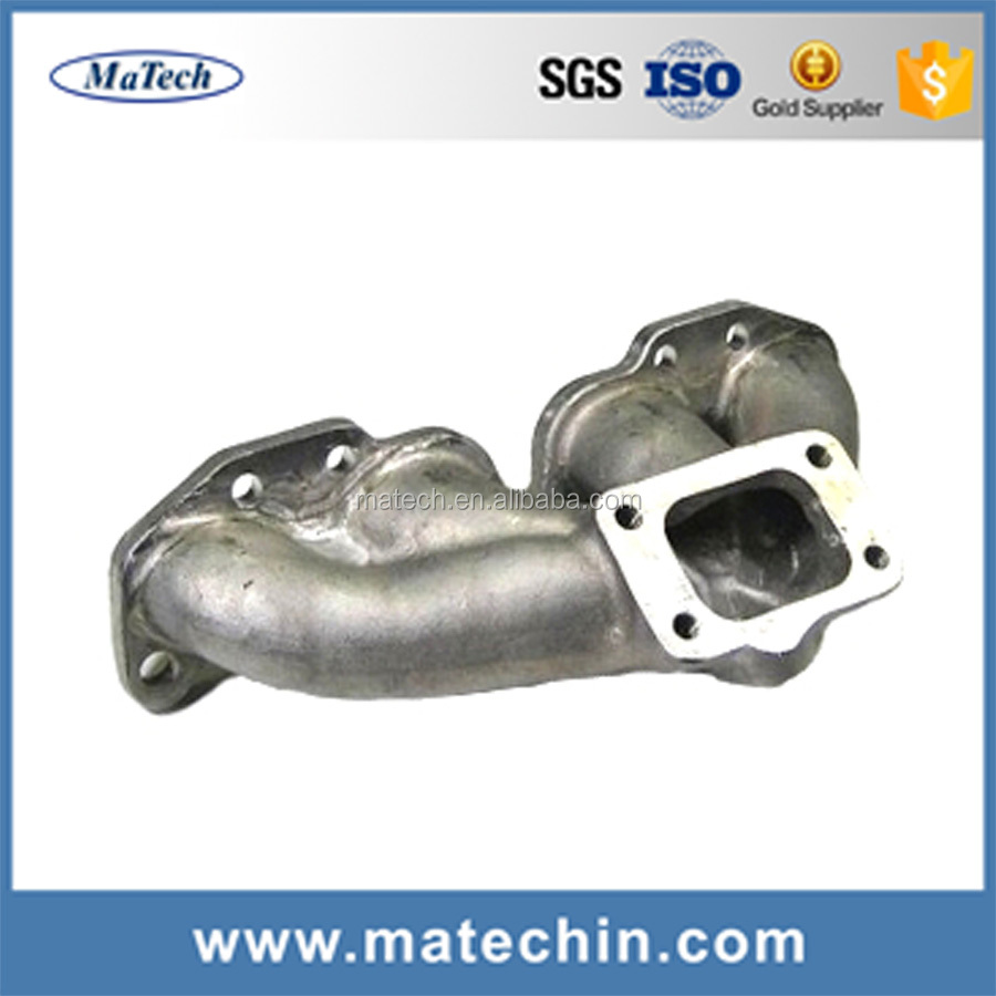 OEM Gravity Casting Iron Auto Turbo Exhaust Manifold From Directly Factory