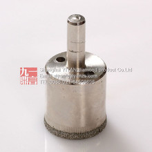 cheap diamond sintering /impreganted hole saw DIAMOND HOLE DRILL BITS in glass marble granite porcelain tile stone