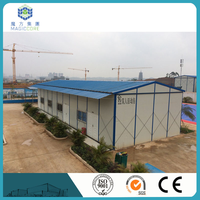 fabrication manufactured prefab apartment building real estate&construction stylish prefab houses