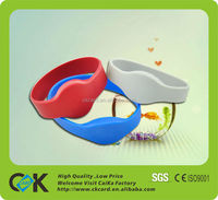 RFID TK4100/EM4100 Silicone Wristband/Bracelet of China supplier