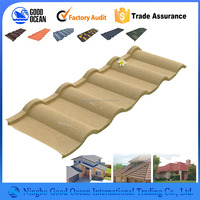 Fiber Cement Roof Shingles/Fiber Cement Corrugated Roofing Sheet