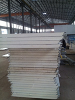 Polyurethane foam pu sandwich panel for wall and roof/ceiling