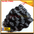 10'' to 36'' in stock tangle free can be dyed and bleached virgin human hair