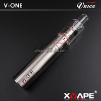 New products 2016 xvape v-one 1500mah big battery wax e cig vape pen v one smoking device