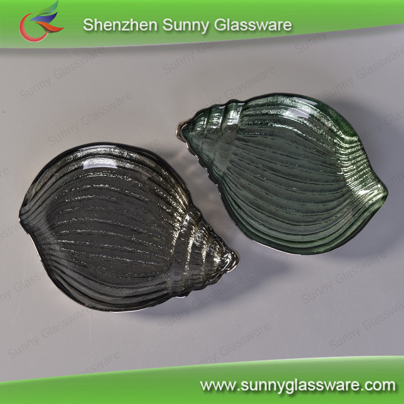 China manufacturer glass dishes and plates for restaurant
