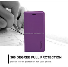 Hot selling flip mobile leather phone case for iPhone 5
