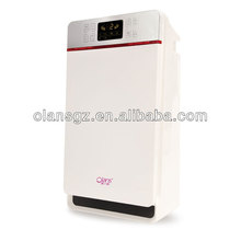 Olans air purifier sale,Ultrasonic Cleaner for Jewelry, 2 x AA Batteries Power, OEM Orders Welcomed