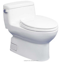 Ceeport sanitary wares toilet ceramic siphonic one piece toilet