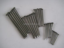 polished common wire nail sizes