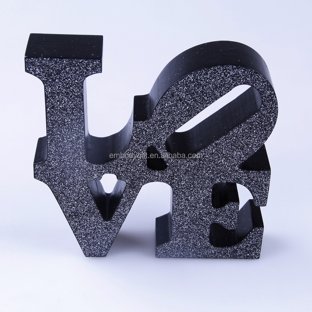 2015 wholesale wooden letter blocks with bottom price
