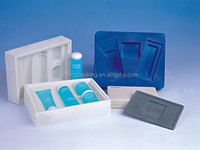 PET PVC PP PS flocking thermoforming blister tray wine & box for gift toys cosmetic packaging