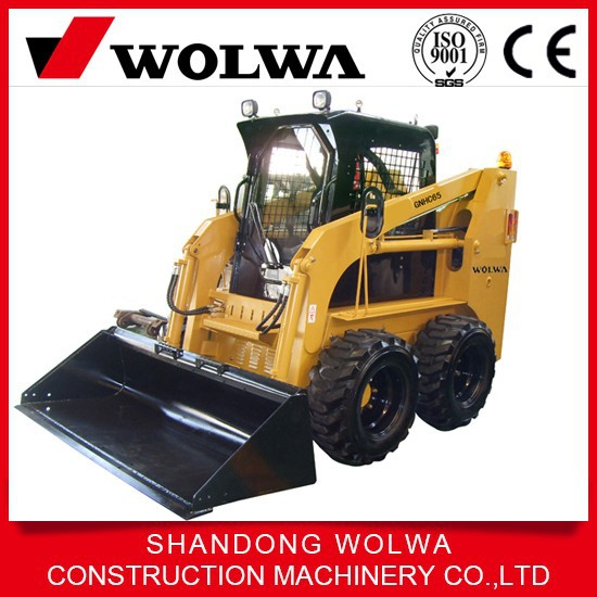 Chinese Cheap Small Skid Steer Loader with High Quality