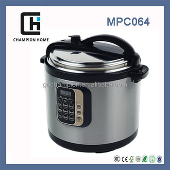 Kitchen Appliances digital slow cooker cake function automatic electric pressure cookers
