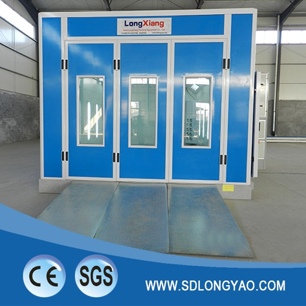 LY-8600 car spray booth for sale