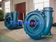Dredge and Gravel slurry pumps series G(H) for dredging vessels