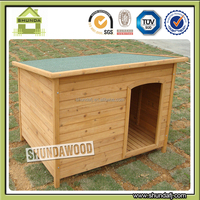 SDD06 wooden puppy dog cage