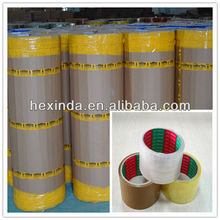 adhesive tape jumbo roll solovent