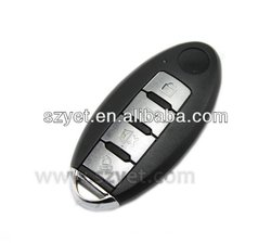 High quality auto remote control key / key blanks wholesale YET025