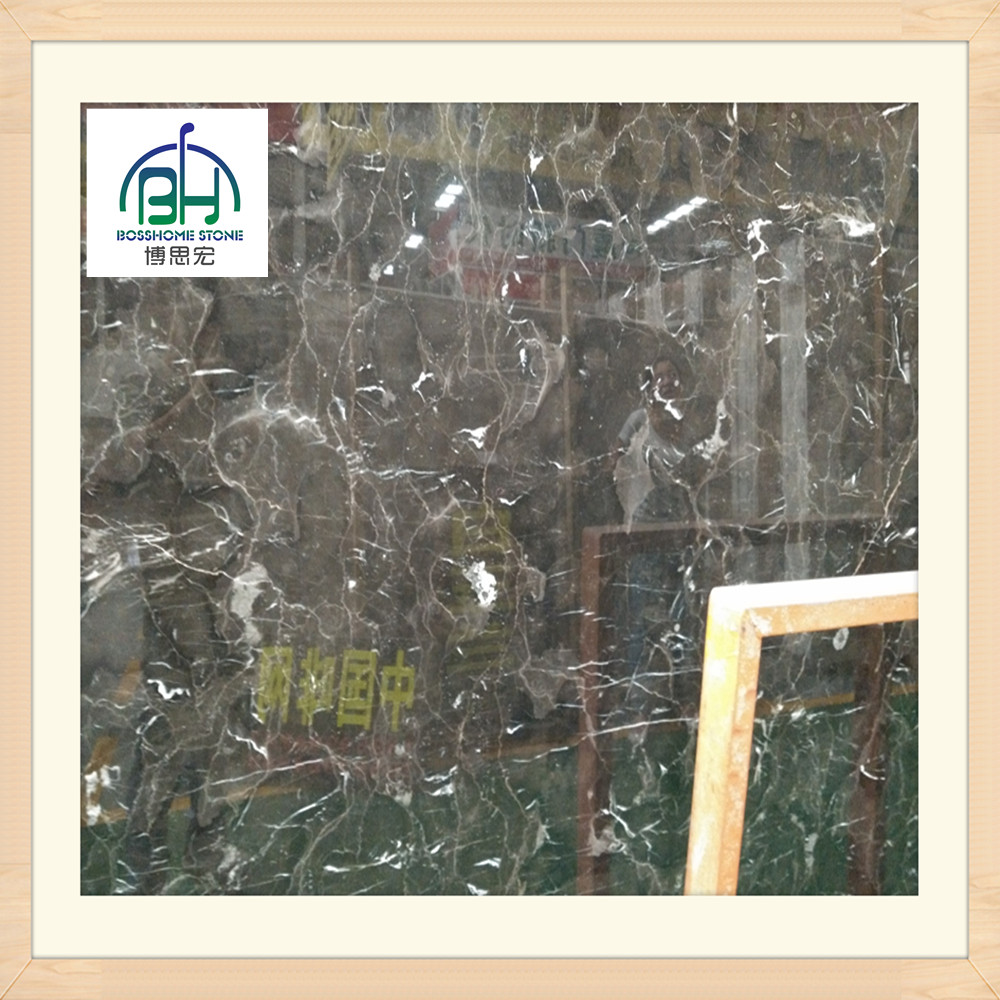 Chinese Light emperador marble slab size