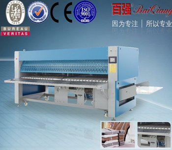 New design electric automatic folder use for fabric folding