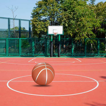 Customized Official Weight Size portable basketball system