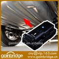 GPS auto tracker placed underneath the car for law enforcement,equipment rental etc, Magnet mounting