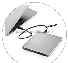 Newest USB 2.0 Ultraslim External SATA DVD Burner Drive Writer