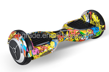 2016Max mini standing up balance motor 2 wheel mobility scooter hoverboard with samsung battery