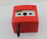Factory direct sale break glass manual alarm call point with cover Wholesale