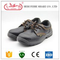 good quality leather safety shoes with steel toe