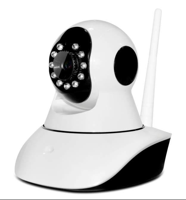 battery operated wireless security ip camera