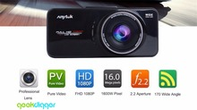 Wholesale Hot Sale Anytek AT66A full HD Novatek 96650 1080p Car Camera DVR Video Recorder with GPS