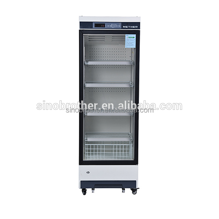 Hot sales 300L frostless medical vaccine refrigerator/fridge price