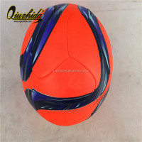 PVC/PU/TPU/Rubber Size 5 the school football training