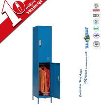 Living room metal locker/ all kinds color wardrobe/ boys locker room bedroom furniture
