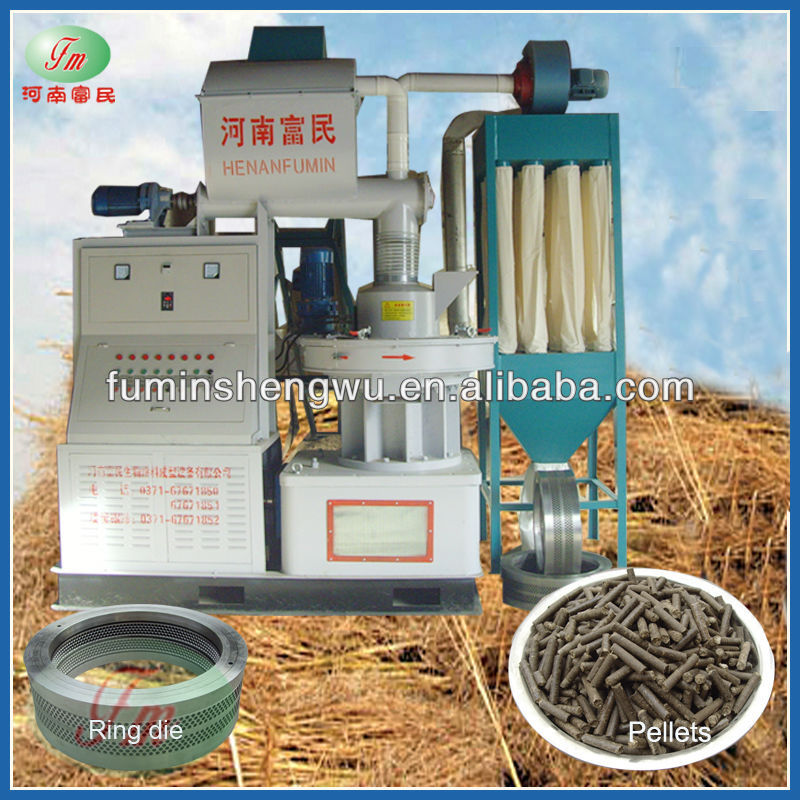 hops pellet making machine, pellet mill line