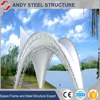 China Professional Design Architectural Outdoor Membrane Structure