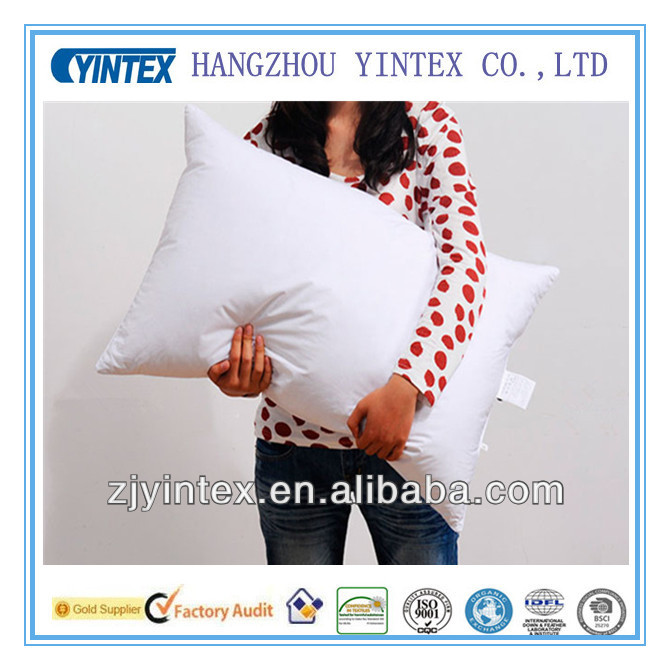 Quality selling silicon fiber life size pillow