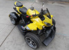 China EEC 250cc automatic motorcycle quad for sale